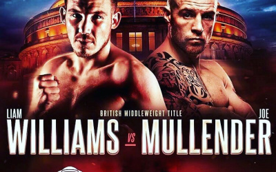 Predictions for Liam Williams vs Joe Mullender