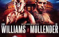 Liam Williams vs Joe Mullender