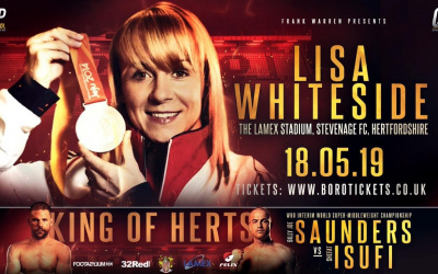 Lisa Whiteside vs Nicola Adams