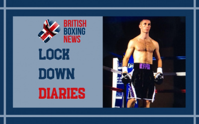 Lockdown Diaries – Jack McKinlay