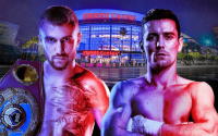 Vasyl Lomachenko vs Anthony Crolla