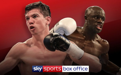 Luke Campbell vs Yven Mendy