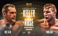 Luke Keeler vs Brian Rose