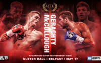 Marco McCullough vs Declan Geraghty