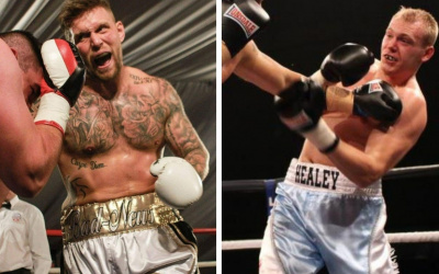 Mark Bennett vs Chris Healey