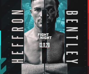 Mark Heffron vs Denzel Bentley 2 rematch preview predictions who wins betting odds oddschecker best bets final eliminator for the British Middleweight title