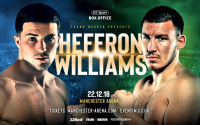 Mark Heffron vs Liam Williams