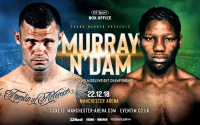 Martin Murray vs Hassan N'Dam