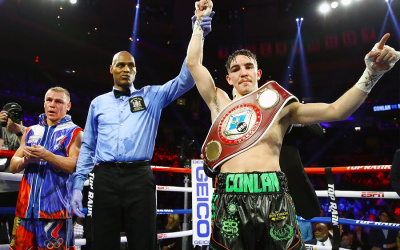 Michael Conlan wins grudge match against Vladimir Nikitin