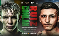 Michael Conlan vs Diego Alberto Ruiz fight time, date, TV channel, undercard, schedule, venue, betting odds and live stream details