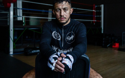 Michael McKinson acknowledges Martin Harkin is a dangerous puncher but says nobody beats him wbc portsmouth betting odds preview predictions what time start tv channel live stream links