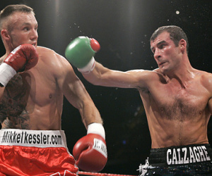 British boxing's longstanding popularity in Denmark joe calzaghe Mikkel Kessler fight November 3, 2007 at the Millennium Stadium in Cardiff, Wales best champion undefeated