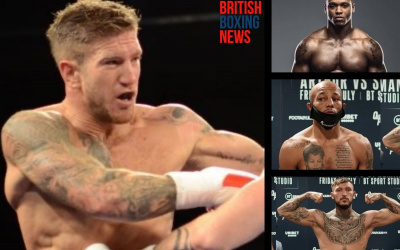 Mitch Mitchell preview Anthony Yarde Lyndon Arthur Dec Spelman commonwealth title light-heavyweights who wins oddschecker shared opponent how why report results predictions