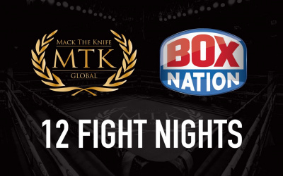MTK Global 12-fight deal with BoxNation