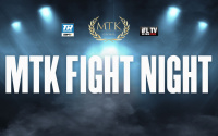 Jono Carroll vs Maxi Hughes mtk fight night