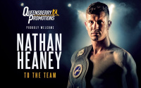Frank Warren signs unbeaten middleweight Nathan Heaney