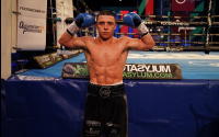 Rising featherweight star Nick Ball eyeing December ring return