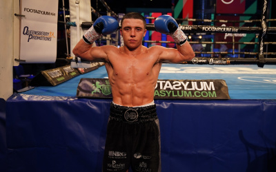 Nick Ball wants Reece Mould for the British featherweight title