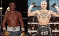 Unbeaten super-featherweights Nick Ball and Jerome Campbell clash on July 31