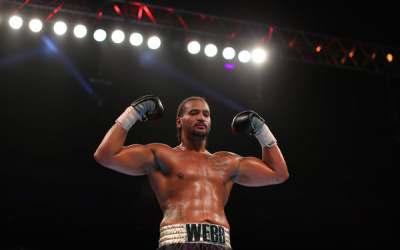 Nick Webb v Joe Joyce