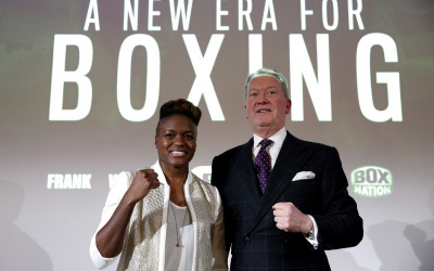 Nicola Adams OBE announces her retirement from boxing retired hangs up gloves