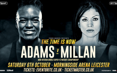 Nicola Adams vs Isabel Millan