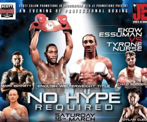 Ekow Essuman vs Tyrone Nurse