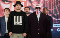 Oleksandr Usyk vs Derek Chisora press conference quotes