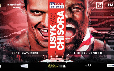 Predictions for Oleksandr Usyk vs Derek Chisora - who wins? why? betting odds preview