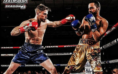 Debut Corner with Oliver Lawrence Queensbury Boxing League