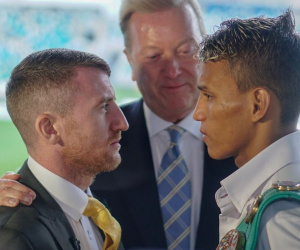 Paddy Barnes vs Cristofer Rosales