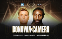 Paddy Donovan vs Jumanne Camero rinwalks preview predictions live stream what channel is it on ifl tv youtube