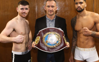 Paddy Gallagher vs Freddy Kiwitt