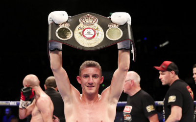 Paul Butler IBF World bantamweight title