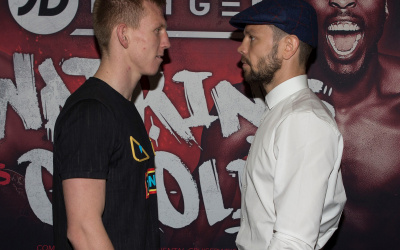 Ted Cheeseman v Pauly Upton