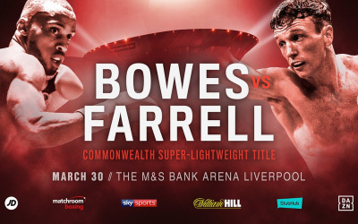 Philip Bowes vs Tom Farrell