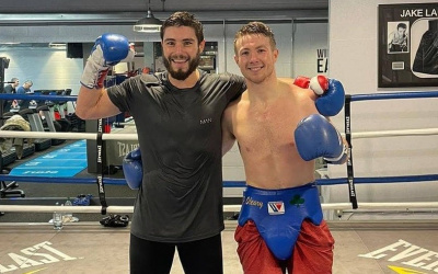 Pierce O'Leary plans to show off improvements in next fight after extended camp with Josh Kelly Irvin Magno amateur boxrec pro recordUniversity of Bolton Stadium on February 19, live in the US on ESPN+ in association with Top Rank worldwide on IFL TV