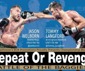 Jason Welborn vs Tommy Langford