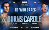Ricky Burns vs Scott Cardle