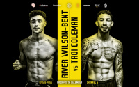 Two unbeaten middleweights River Wilson Bent and Troy Coleman will clash for vacant Midlands Area belt time date tv undercard venue where to watch what when who wins bettinng oddschecker shakan pitters british title hennessy sports craig richards 5