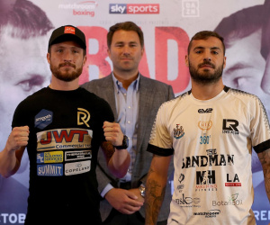 Robbie Davies Jr vs Lewis Ritson fight time, date, TV channel, undercard, schedule, venue, betting odds and live stream details
