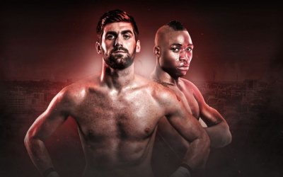 Rocky Fielding returns to the ring with a bang against Abdallah Paziwapazi KO 2 result report