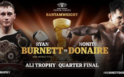 Ryan Burnett vs Nonito Donaire