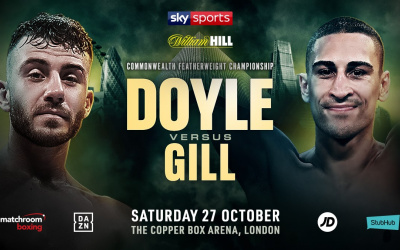 Ryan Doyle vs Jordan Gill
