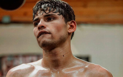 Ryan Garcia distracted by Jake Paul ahead of clash with Luke Campbell