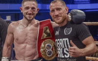 "Ryan Walsh on Golden Contract featherweight final with Jazza Dickens: ""This is do or die"" september 30 what channel link ifl tv how to watch predictions preview"