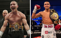 Ryan Walsh vs Jordan Gill