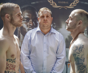 Weights and running order for Ryan Walsh vs Lewis Paulin Ohara Davies vs Migul Vazquez