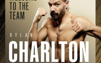 Undefeated unbeaten welterweight Rylan Charlton signs multi-fight promotional deal with Matchroom Boxing eddie hearn pro record amateur career joe laws ko youtube highlights watch des newton