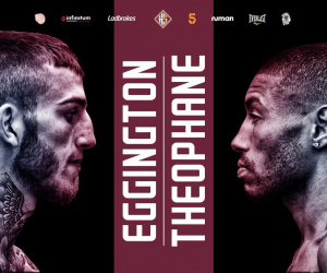 "Sam Eggington ""badly needs this win"" over Ashley Theophane to keep world title dreams alive fight time date tv channel schedule undercard what time start 5 ringwalks tale of the tape when oddschecker betting odds bets"